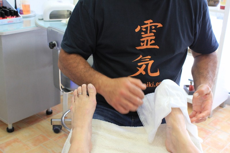 Foot Massage at Fish Spa