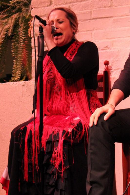 Flamenco Singing El Tablao de carmen