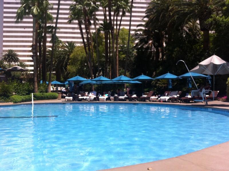 Mirage Pool VIP