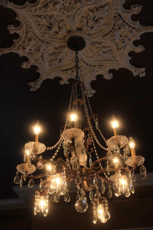 Zeigler House Chandeliers