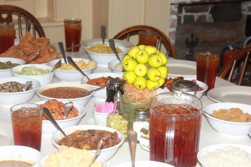 Southern Food at Mrs. Wilkes
