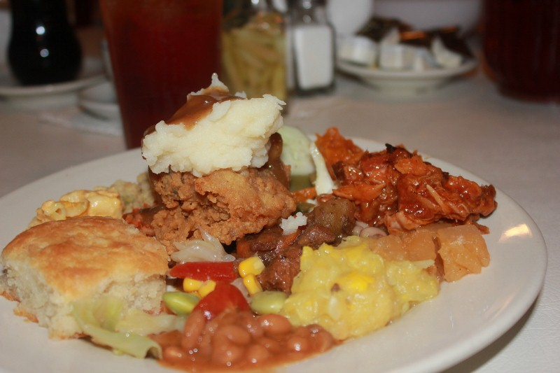 Savannah Bucket List: Try the Southern Cooking at Mrs. Wilkes