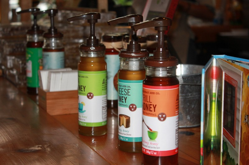 Things to do in Savannah: Do a Honey Tasting at Savannah Bee