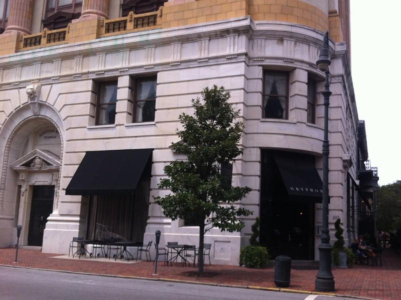 Gryphon Restaurant