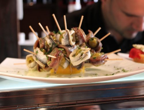 A Guide to Spanish Pinchos (Pintxos) + Traditional Recipes