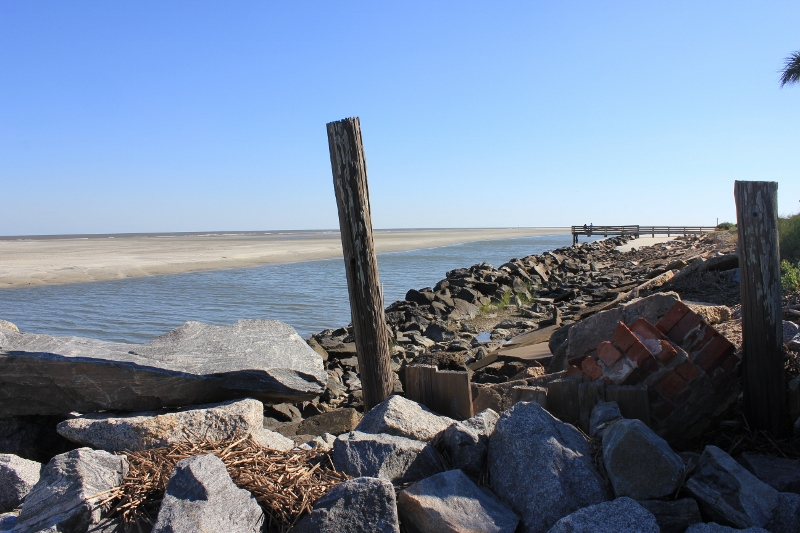St. Simons Beach Access