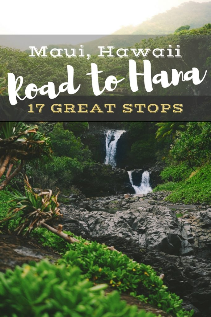 The 17 Best Road to Hana Stops on the Hawaiian Island of Maui