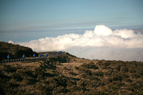 Best Things to do in Maui: Bike Ride Haleakala Volcano