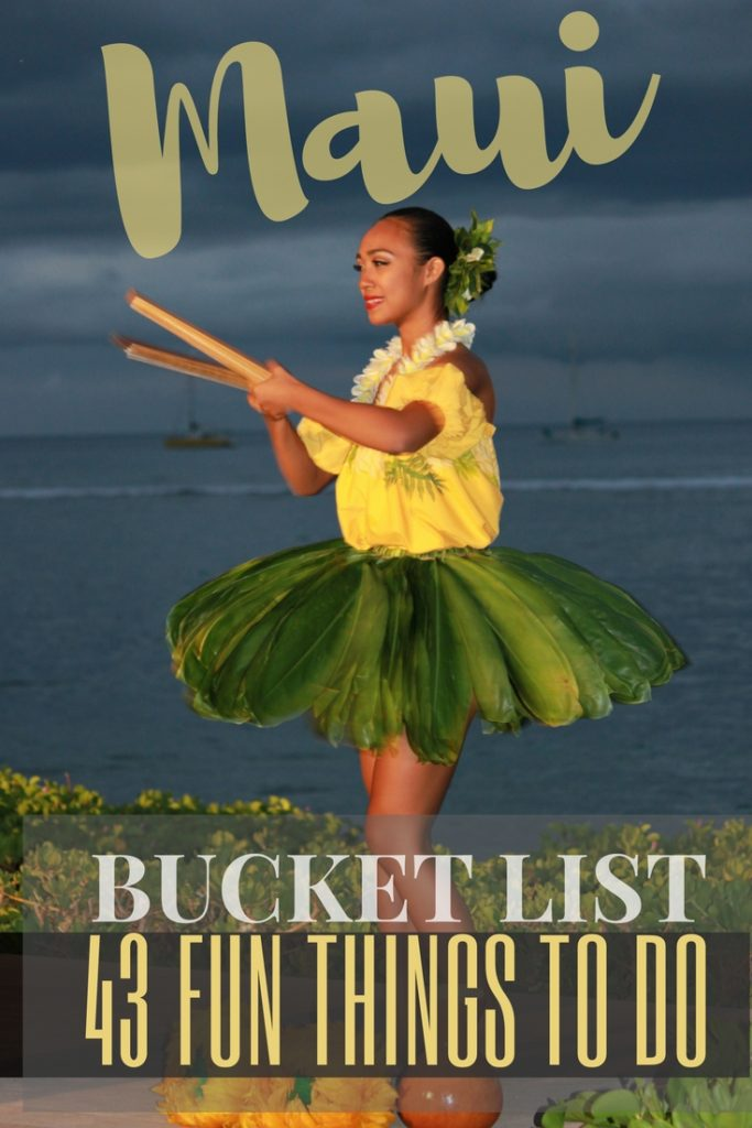 Maui Bucket List: 24 Best Things To Do on the Coolest Hawaiian Island   Attractions, Activities, Hotels, Food, Restaurants, Points of Interest