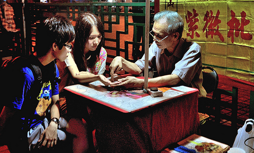 Fortune Teller: Hong Kong Bucket List: Best Things to Do & Top Places to Visit
