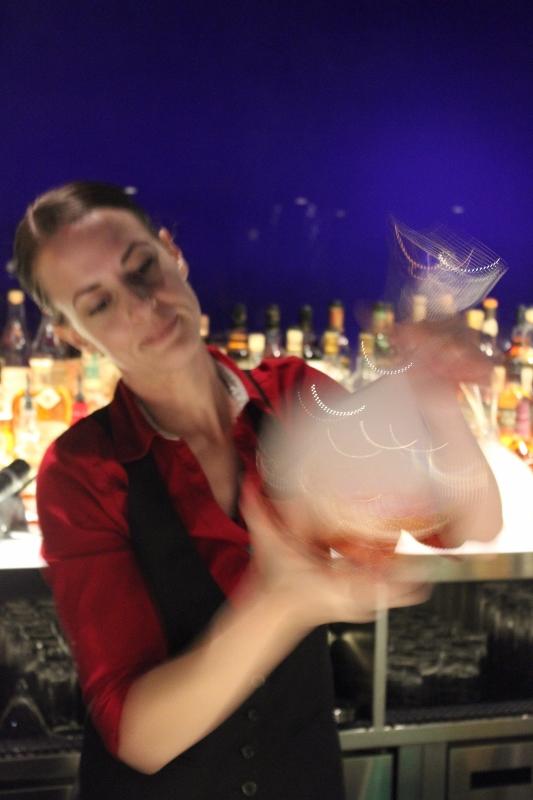 Cocktail at Vegas Uncork'd Preview Party