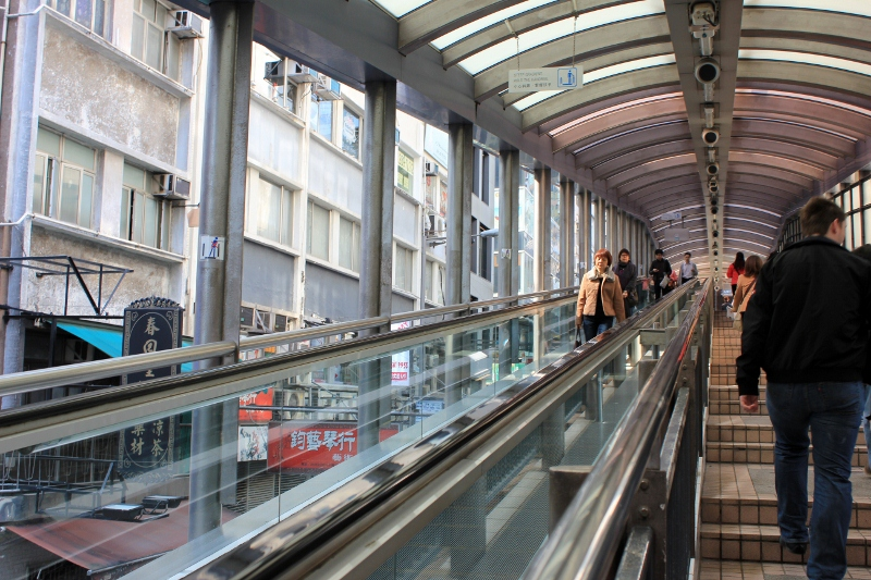 Longest Escalator in the World: Hong Kong Bucket List: Best Things to Do & Top Places to Visit