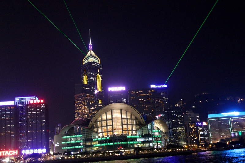 Hong Kong Symphone of Lights