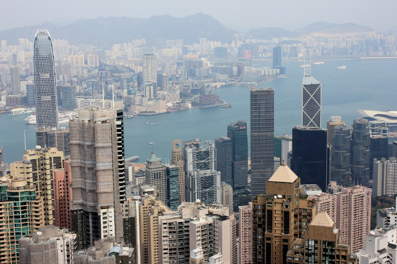 The Peak View: Hong Kong Bucket List: Best Things to Do & Top Places to Visit