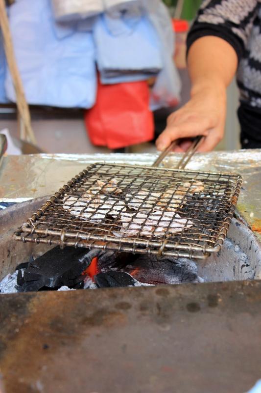 Hong Kong Tai O Street Food