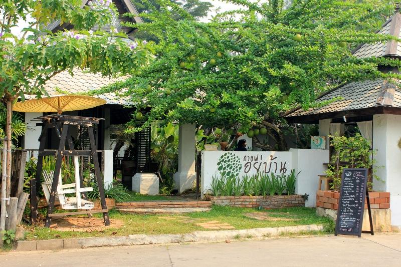 Chiang Mai Thailand Tea House