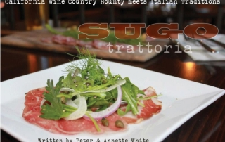 Sugo Cookbook Cover