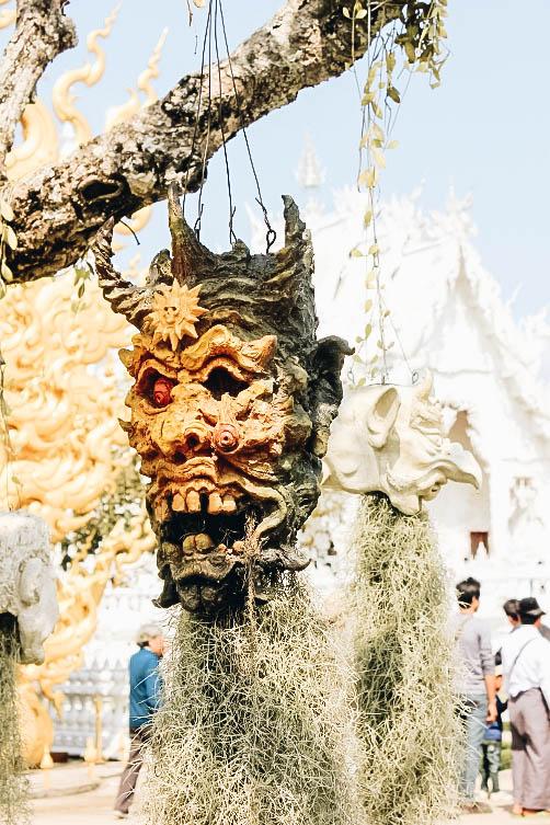 Thailand's Wat Rong Khun