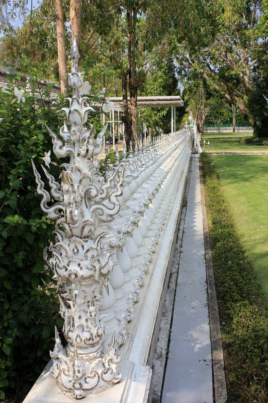 The White Temple in Chiang Rai