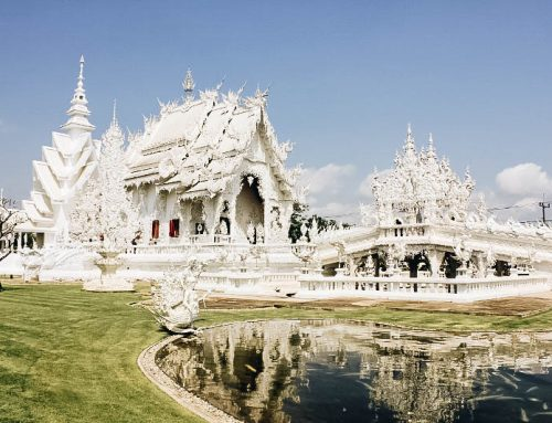 Thailand's Wat Rong Khun: The White Temple in Chiang Rai