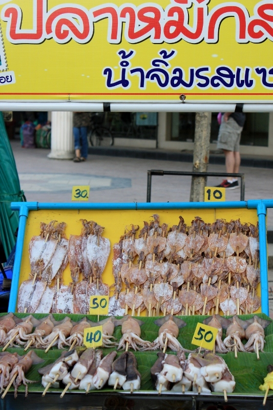 Street Food Chiang Mai Sunday Market