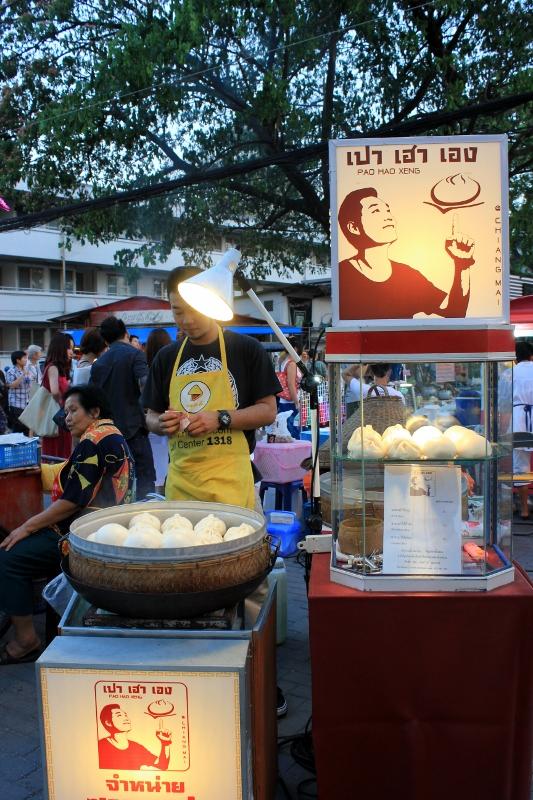 Chiang Mai Sunday Market
