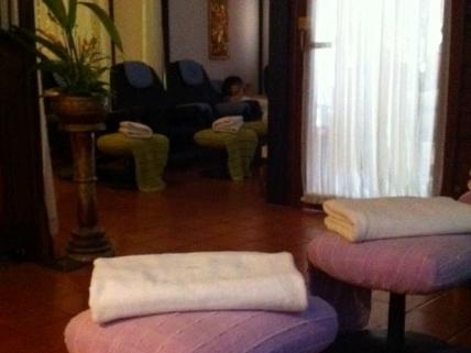 Chiang Mai Womens Prison Massage
