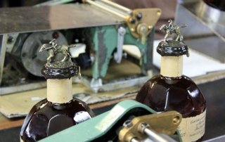 buffalo trace bourbon bottling
