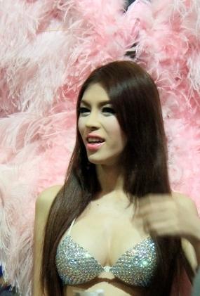 Thailand Ladyboy Show
