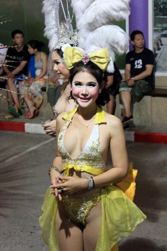 Phuket, Thailand Ladyboy Show