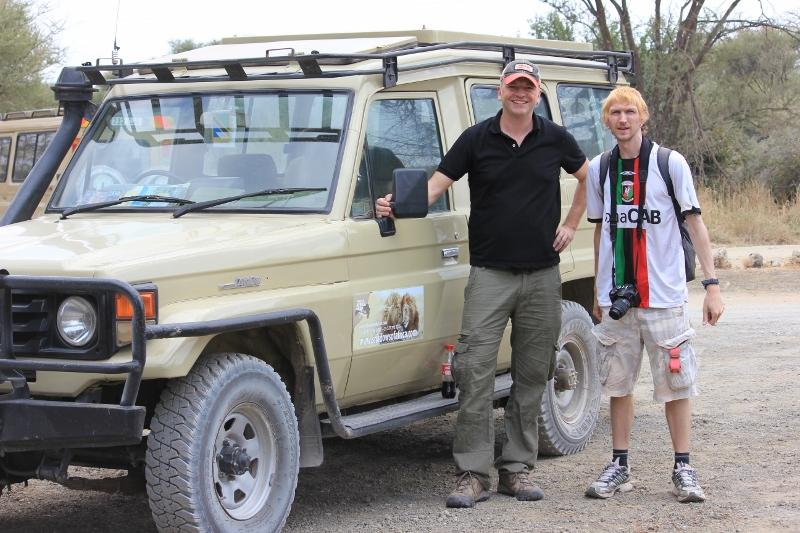 Tarangire African Safari