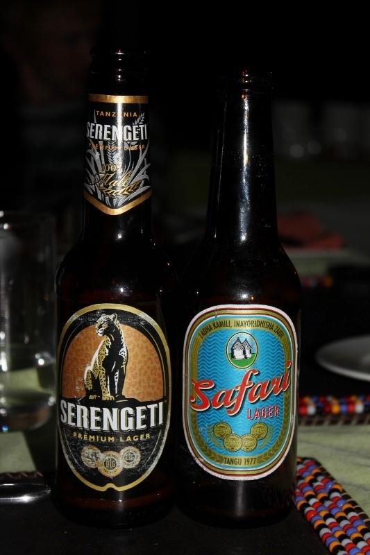 Glamping Serengeti Beer