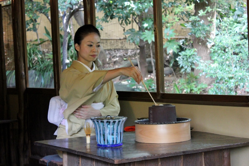 Life List: 100 Amazing Things To Do Before You Die: Participate in a Japanese Tea Ceremony at Happo-en