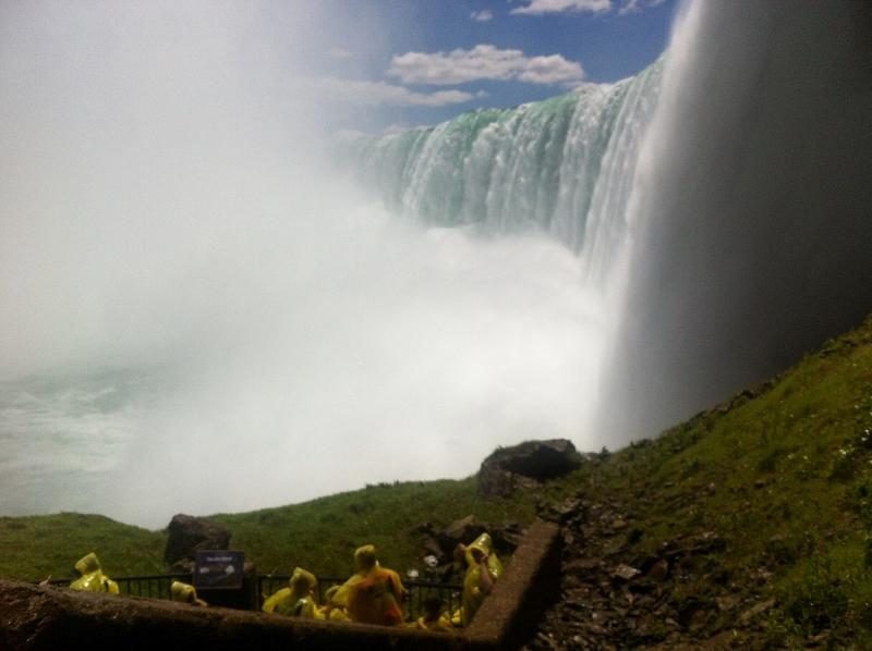 Niagara Falls Canada Side