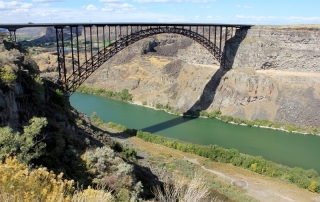 Perrine Bridge Idaho