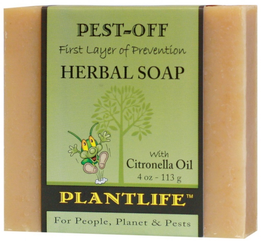 Insect Repellant Soap