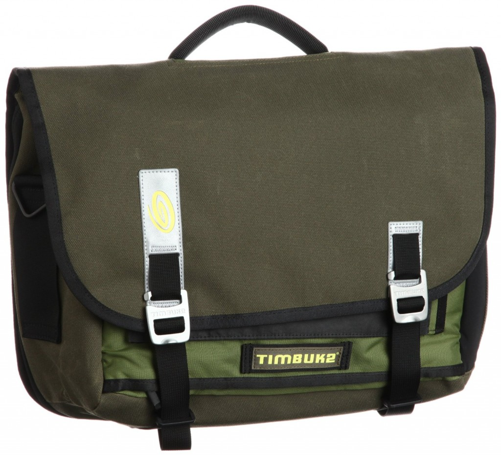 timbuk 2 TSA messenger bag