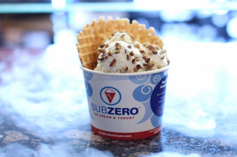 Sub Zero Nitrogen Ice Cream Barlow Sebastopol