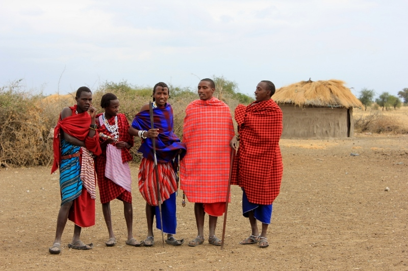 Things to do Before You Die: Visit a Maasai Tribe in Tanzania