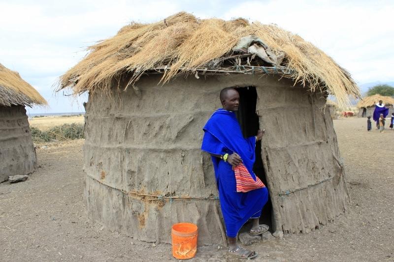 Maasai Tribe in Tanzania