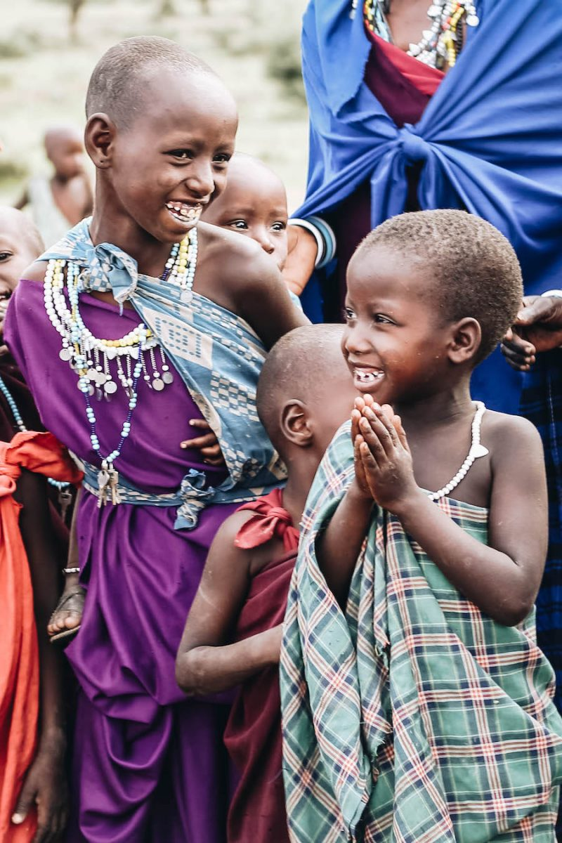 The Maasai Tribes of Tanzania & the Unique Culture of Their People