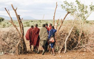 Maasai Clothing Culture