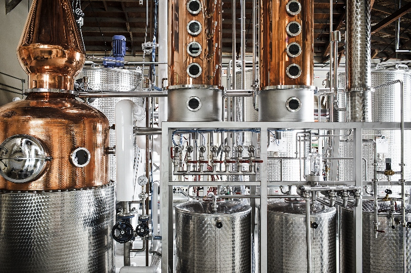 Spirit Works Barlow Distillery