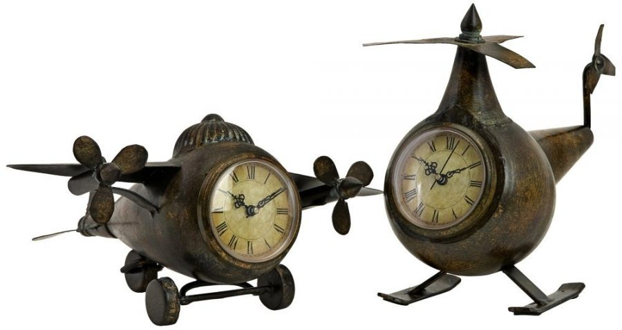 aviation clock travel gift ideas