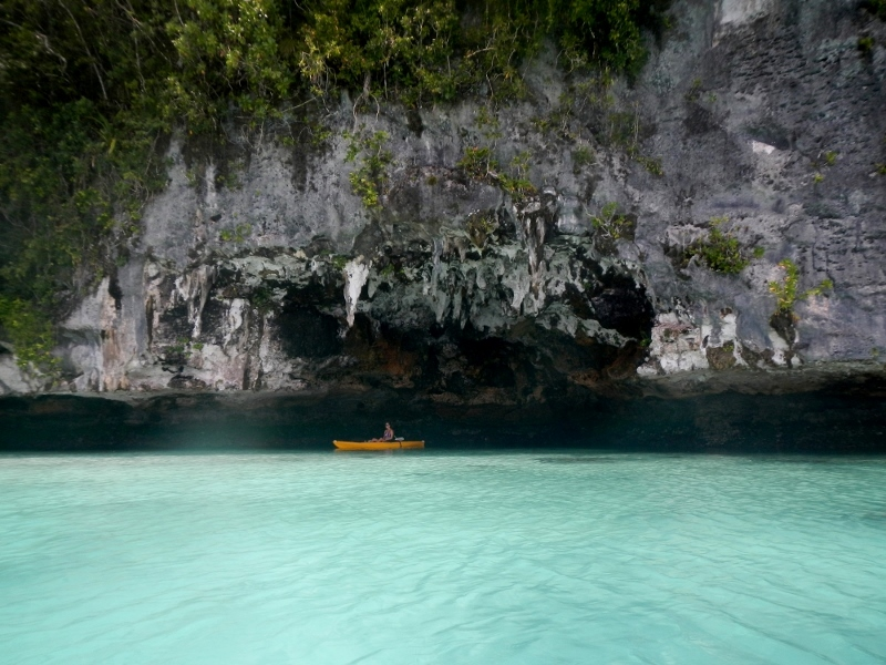 Kayak Palau
