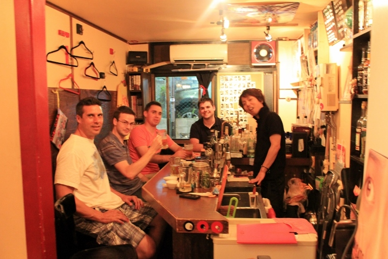 Life List: 100 Amazing Things To Do Before You Die: Drink at a Shinjuku Golden Gai Bar in Tokyo