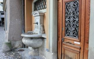 Zurich Water Fountains