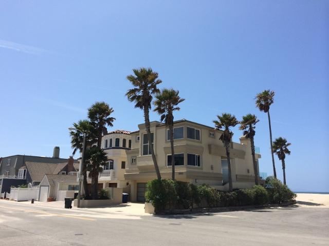 Oxnard California Beach homes