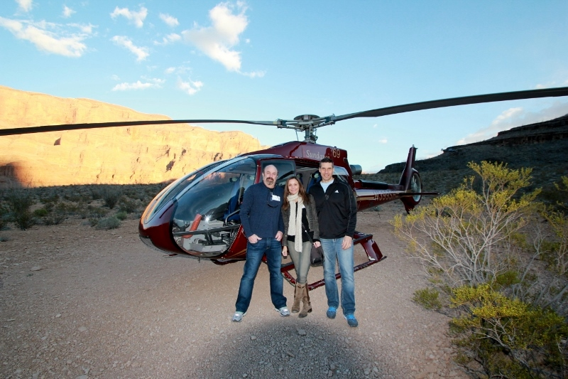 Things to do Before You Die: Take a Helicopter Ride to the Grand Canyon