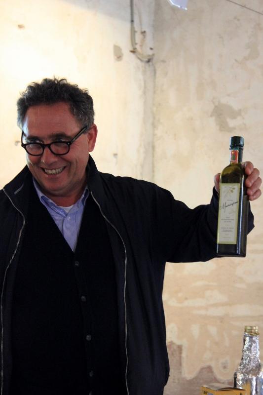 Olive Oil Tasting in Tuscany